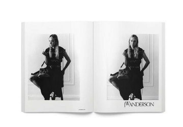 Image of Chloe Sevigny for J.W. Anderson