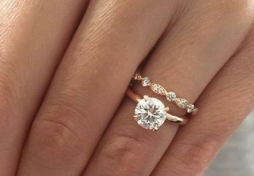 Image of the most popular ring on Pintereest