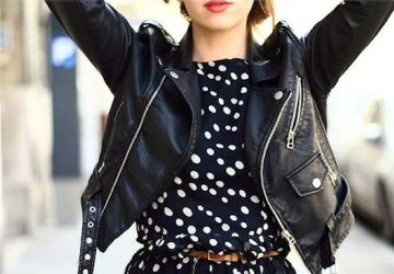 Polka dot trend is taking over this Fall 2017