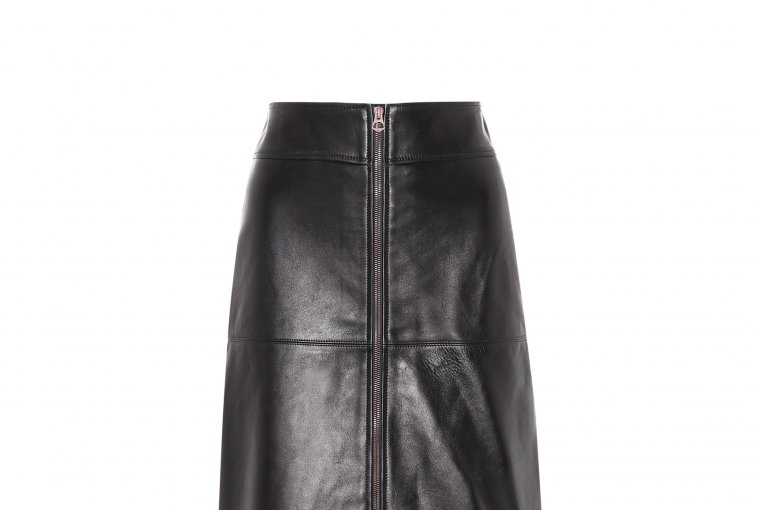 Isabel Marant leather skirt