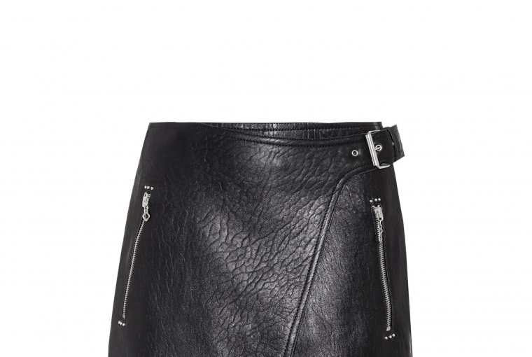 Isabel Marant, Etoile leather skirt