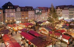 Berlin Christmas market in Europe, worth visiting