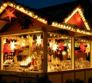 Christmas market in Europe, worth visiting