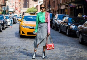 Street style inspirations from fashion month