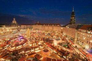 Prague Christmas market in Europe, worth visiting
