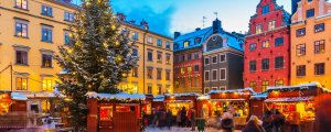 Stockholm Christmas market in Europe, worth visiting
