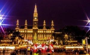 Vienna Christmas market in Europe, worth visiting