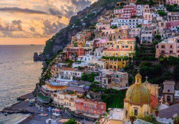 Positano is the perfect travel destination.