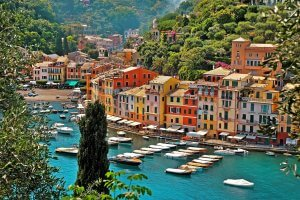 Portofino is the perfect travel destination.