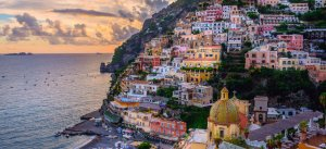 Positano is the perfect travel destination.