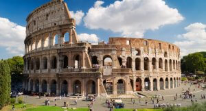 Rome is the perfect travel destination.