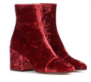 Dries Van Noten boots are one of our favourite pieces this season.