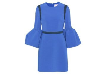 Roksanda dress is one of our favourite pieces this season.