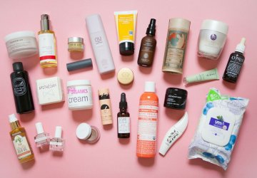 The Glam Magazine's selection of favourite beauty products