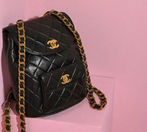 Chanel backpack that we have on our radar right now.
