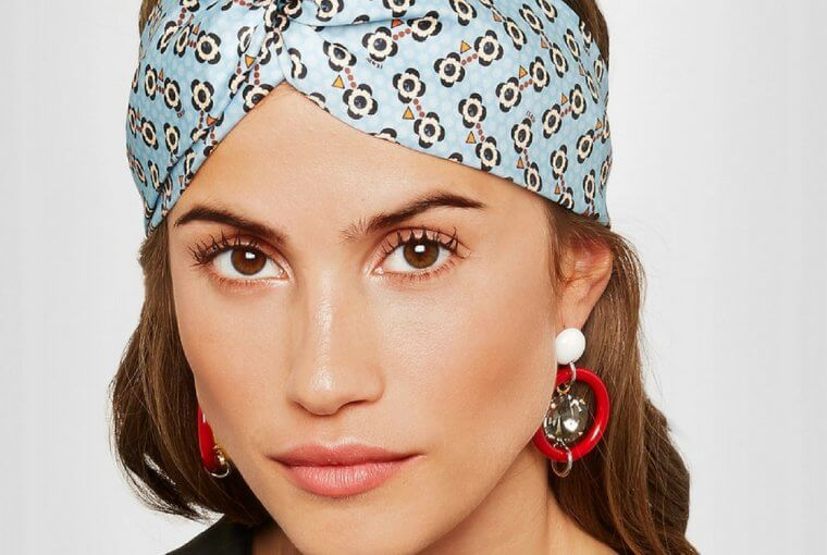 We can't stop ourselves from obsessing over headbands for summer. Buy our favourite piece now before it's gone.