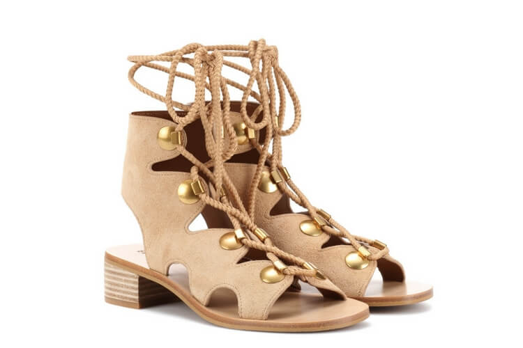 See what's on our editor's shopping wish list at the moment - See by Chloe shoes.