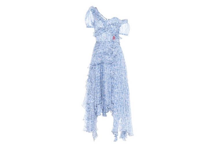 See what's on our editor's shopping wish list at the moment - Preen dress.