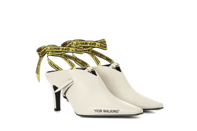 See what's on our editor's shopping wish list at the moment - Off White shoes.