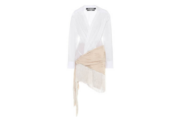 See what's on our editor's shopping wish list at the moment- Jacquemus dress.