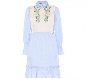 See what's on our editor's shopping wish list at the moment - Gucci dress.