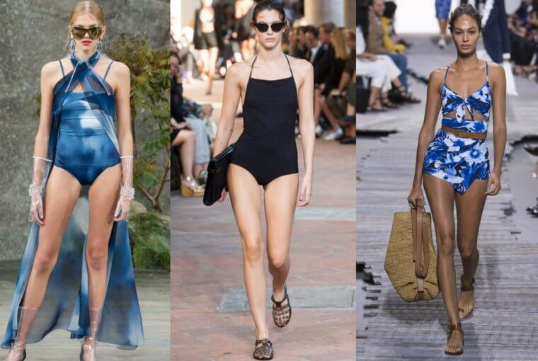 These 5 swimsuits are the best motivation for a sexy tight summer body.