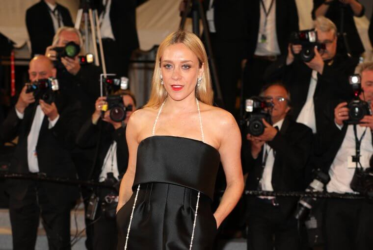 "The 57th Critic's Week jury member Chloe Sevigny attends the screening of ""Cold War (Zimna Wojna)"" during the 71st annual Cannes Film Festival at Palais des Festivals on May 10, 2018 in Cannes, France."