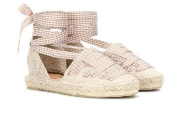 Castaner espadrilles for a comfy yet chic shoes to run daily errands in.