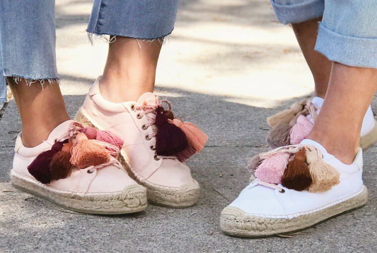 Our editor's favourite summer shoe pick for all day errands and chic footwear.