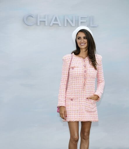 Penelope Cruz has been chosen by Karl Lagerfeld as Chanel's new brand ambassador.