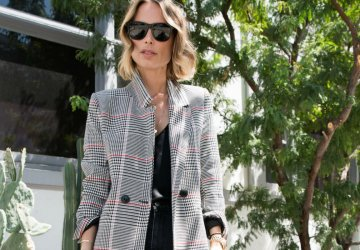 The three major trends fashion stylist are already promoting for the season are modern Western pieces, anything leopard print, and fresh plaid prints.
