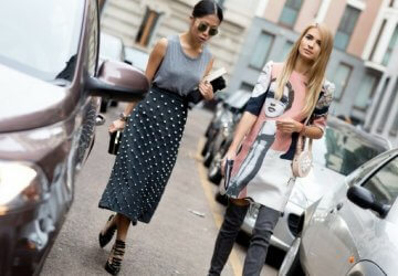 Follow the main rules of the fashion pack if you want to have a remarkable style.