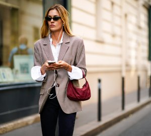 It is the blazer that inspires the most of our workstyle, but there are materials and colour combinations that can elevate the otherwise boring office style.