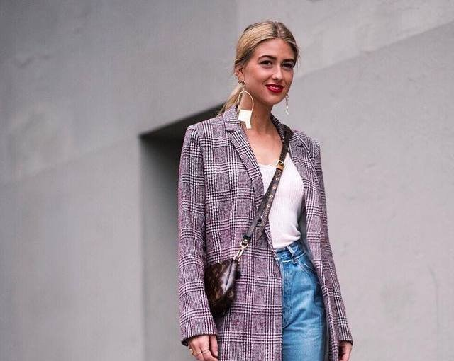 It is the blazer that inspires the most of our work style, but there are materials and colour combinations that can elevate the otherwise boring office style.