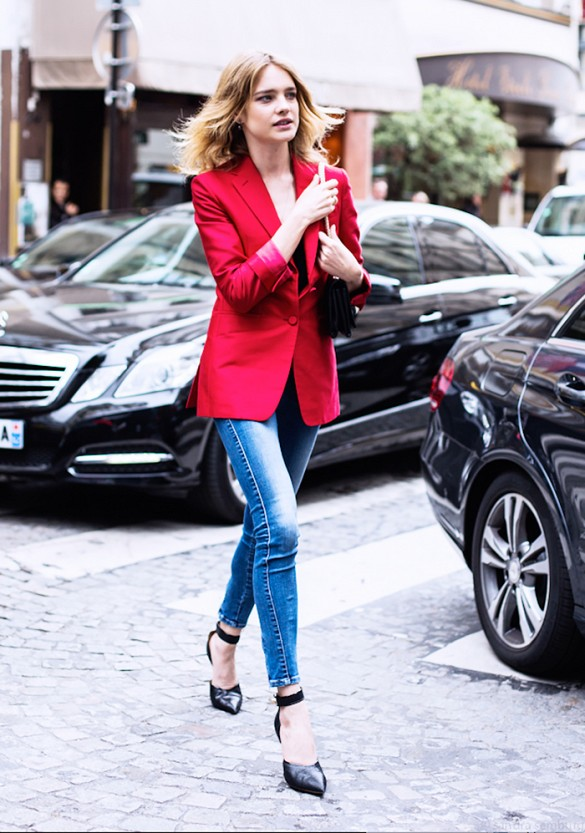 10 blazer and denim combinations you can wear to the office