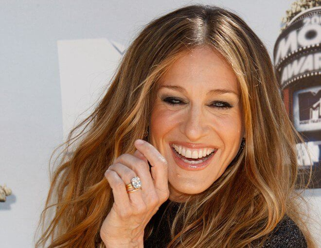 If anything, some marriages do not last forever, but diamonds are forever. See the 20 most beautiful celebrity engagement rings.