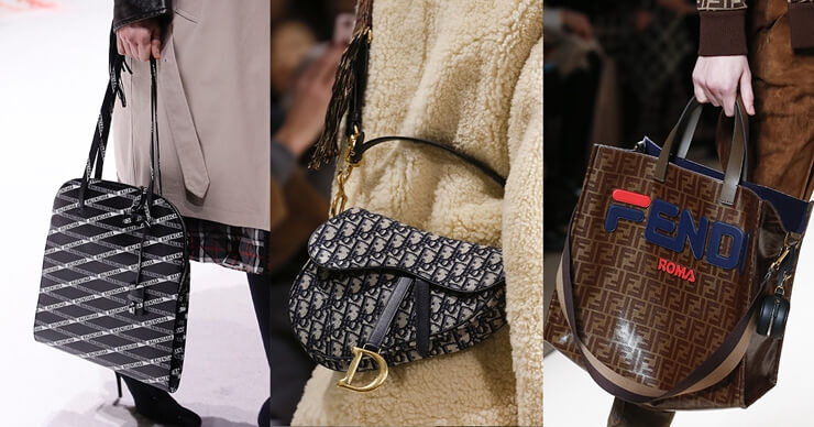 From classic models to Western themes, animal prints, logos, circular shape - see the bag trends for the upcoming season.