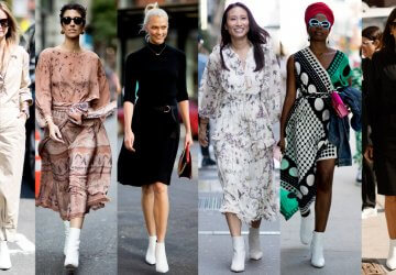 Everyone is talking about the 80's trends coming back in fashion and it particular white shoes as the new favourite trend of girls accross Instagram.
