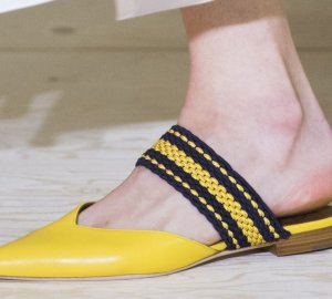We spent hours going through the SS2019 fashion shows and we listed our favourite shoes. From Valentino to Saint Laurent, we want not just a pair, but 20.