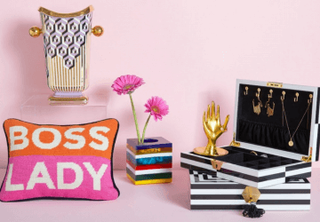 How to pick a gift for the women in your life who's in her 30s and is fashion savvy.