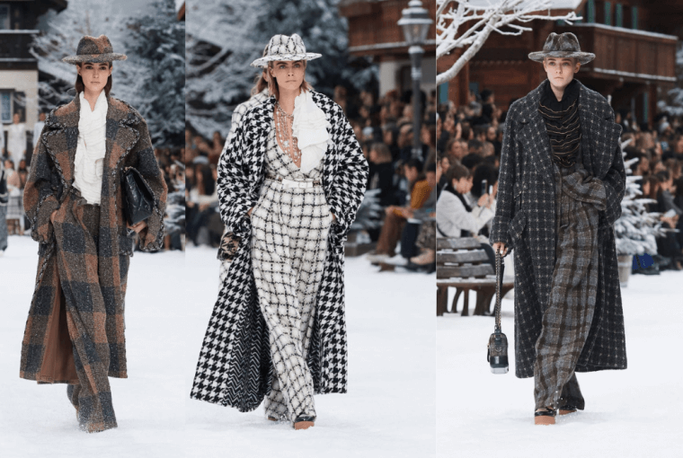 Fashion month is over but our editors are still obsessed with the collection and the shows presented in Paris, London, Milan and New York.