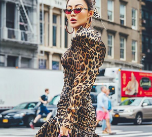 We just can't get enough of the leopard print which has taken over fashion since last year. See our favorite outfits of the day.