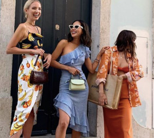 Whether you eed some inspiration on how to style your trusty summer sandals or you're just looking for tips which pair to buy