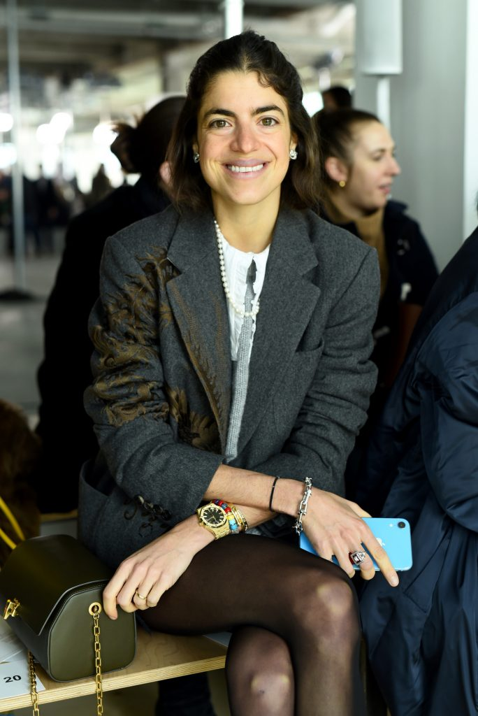 """Leandra Medine Cohen presents us with a list of 5 fashion principles to follow. Words, without filter, of a """"male repeller"""" / Man Repeller /."""