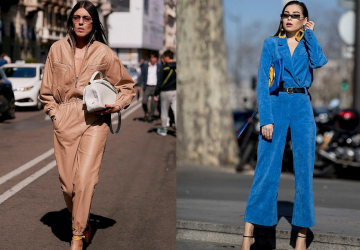 The supergirls and the fashionistas are opting for overalls this season.