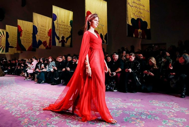 Dior Haute Couture Spring Summer 2020 Fashion Show