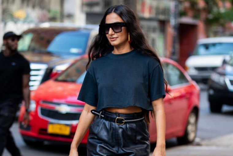 The crop top often raises people's eyebrows, especially when it comes to grown-up styling other than the most common one. Read more how to style it.