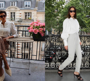 Fill your eyes with invigorating style inspiration à la française and enjoy the beautiful selection of looks of French fashion girls we follow on Instagram.